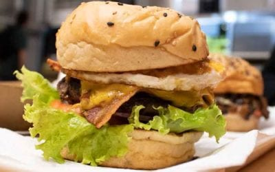 Carne hamburguesas