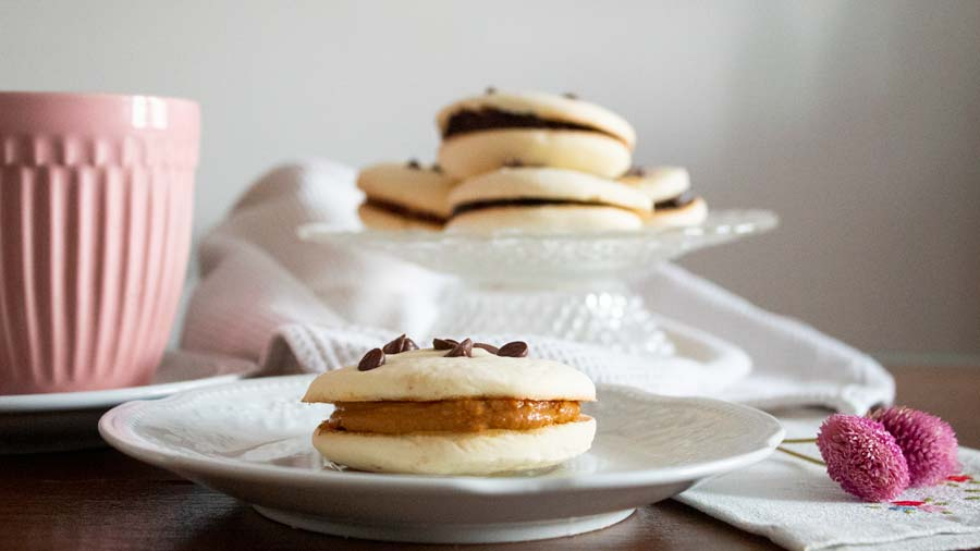 receta de cookies sin gluten